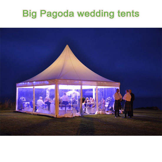 Big Pagoda wedding tents