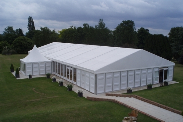600-400mixed party tent