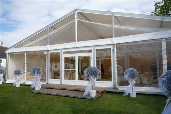 Banquet tents
