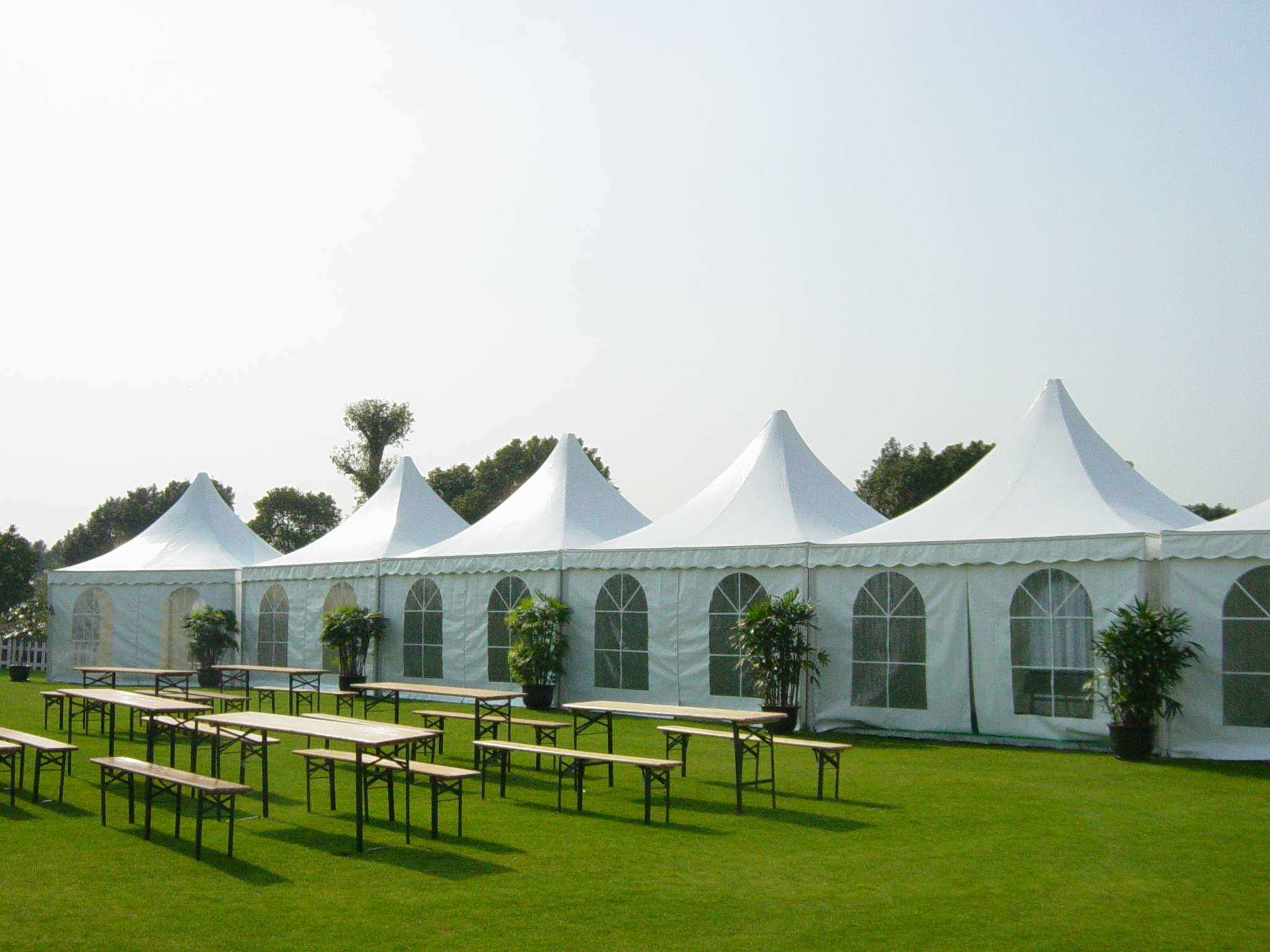 Pagoda Event Tents for office