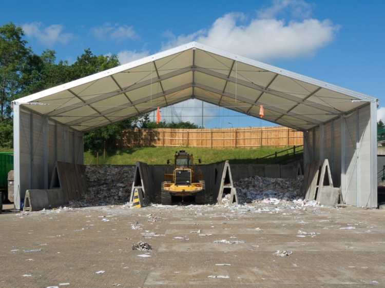 Canopy – Recycling Depot