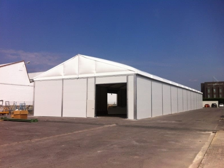 Corporate warehouse tent for sale