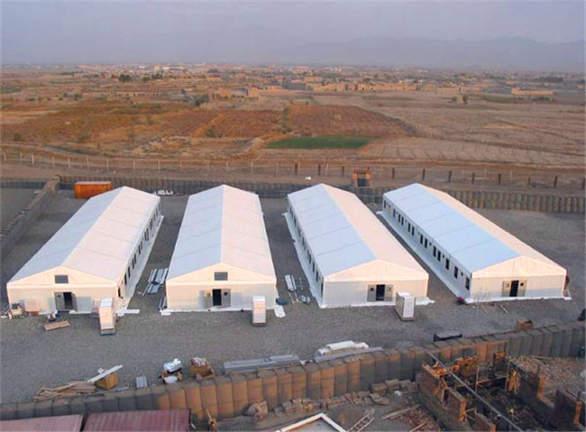 Factors affecting the firmness of the celebration tent