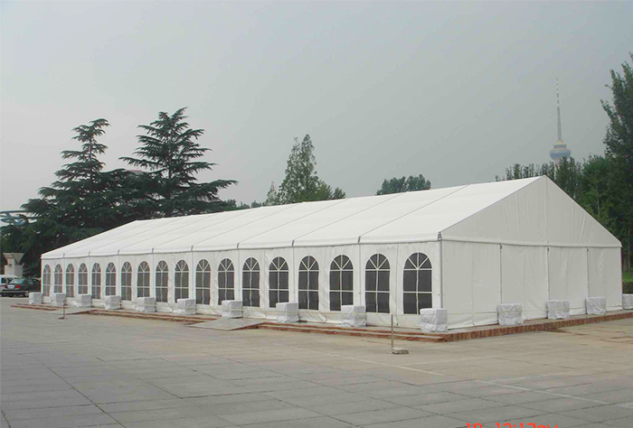 Warehouse tent fire prevention guide