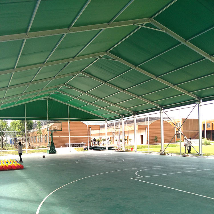 Sports Tent with a high-strength 6061-T6 aluminum alloy