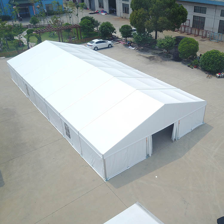 The price of the A-frame warehouse tent
