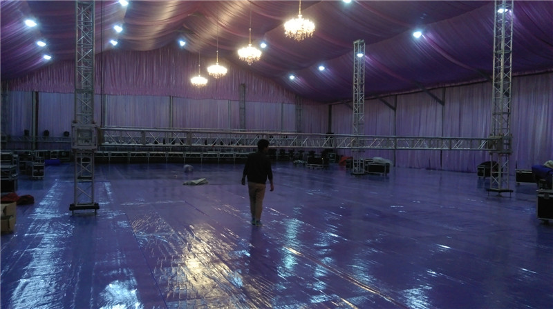20*30 company anniversary tent