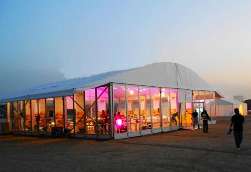 Outdoor Mobile Concert Tent