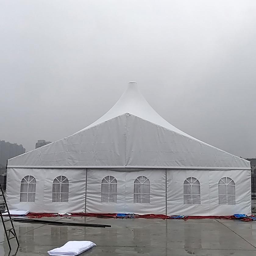 300 square meters aluminum alloy tent