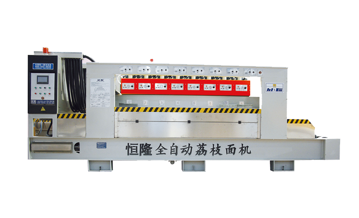 Automatic Stone Bush Hammering Machine