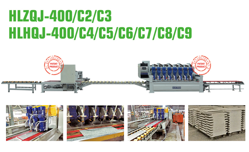 Straight/Cross Cutting Machine