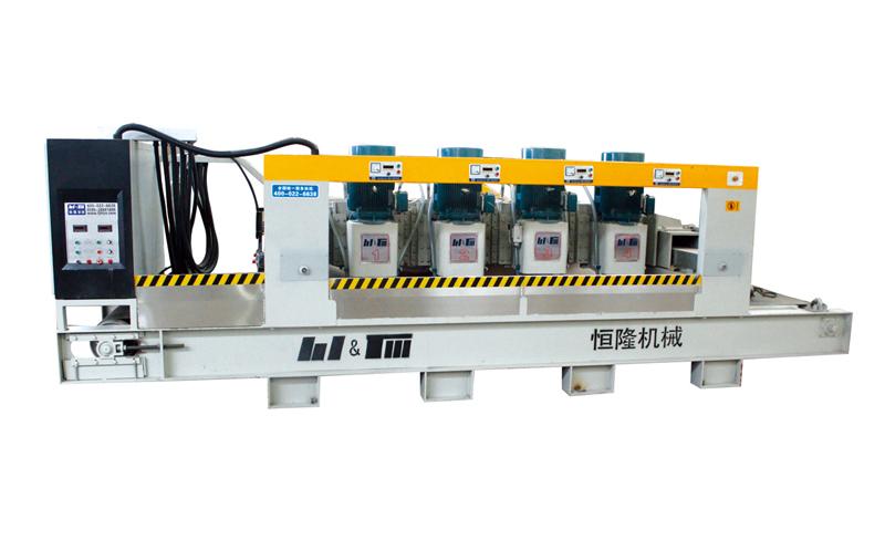 Multi-disc calibrating Machine