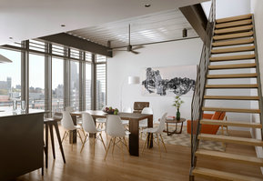3D Architecture Visualization Renderings