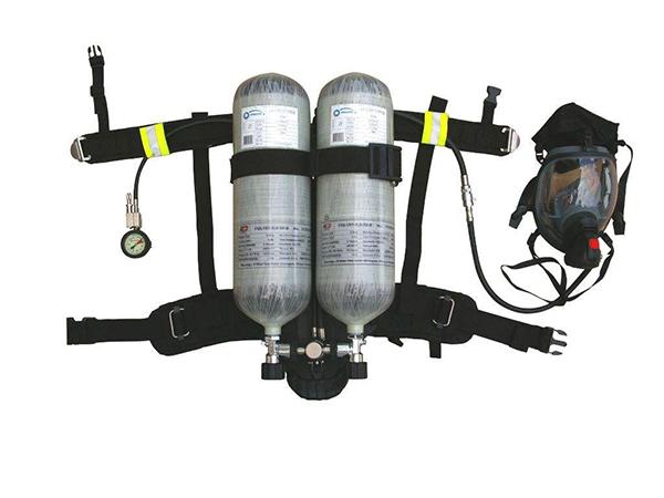 正压式空气呼吸器的使用标准
