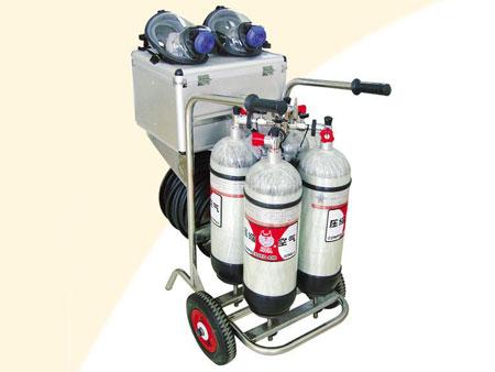 长管空气呼吸器检测