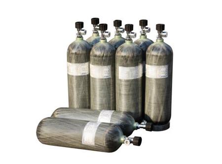 复合气瓶检测