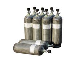 正压空气呼吸器气瓶检定
