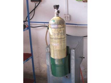 气瓶水压试验