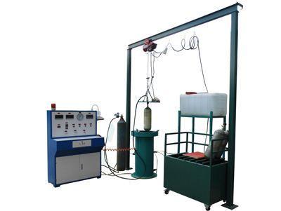 空气呼吸器气瓶水压试验的标准
