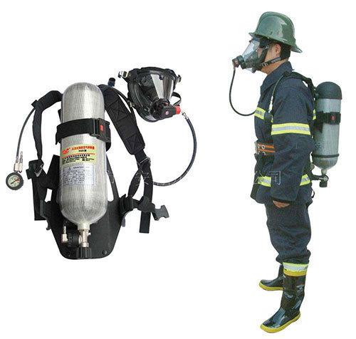 空气呼吸器常见质量问题及产生原因