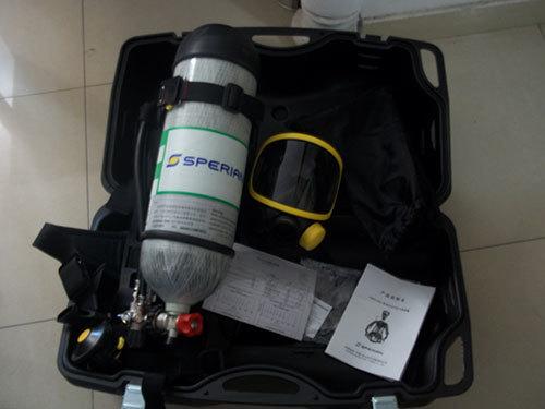 正压式空气呼吸器检查方法