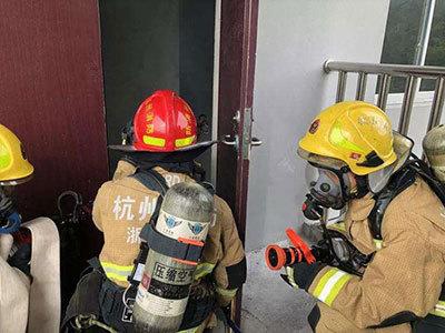 正压式空气呼吸器的救援时间有多长
