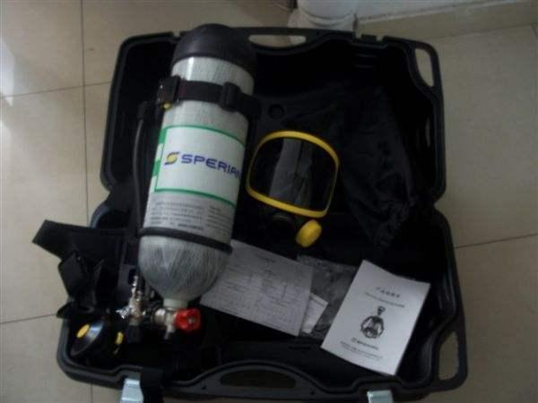 正压空气呼吸器技术指标