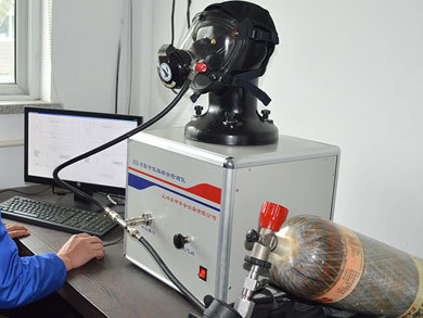 空气呼吸器检测