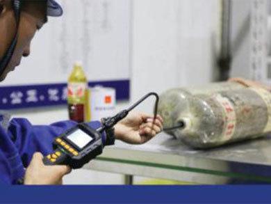 呼吸器气瓶检测