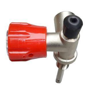 空气呼吸器气瓶瓶阀校验方法