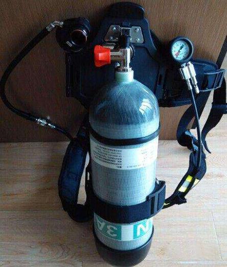 空气呼吸器供气阀性能检测方法