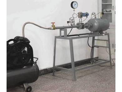 空气呼吸器安全阀性能检测