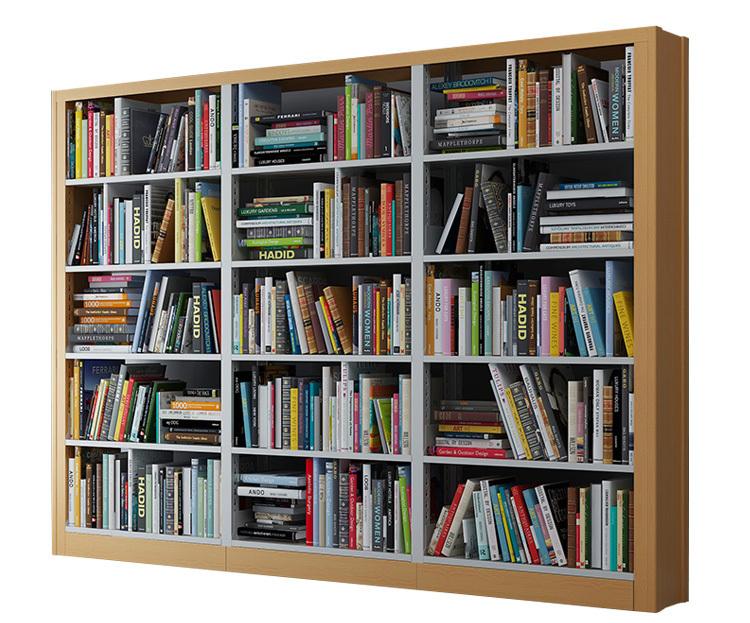 圖書館書架