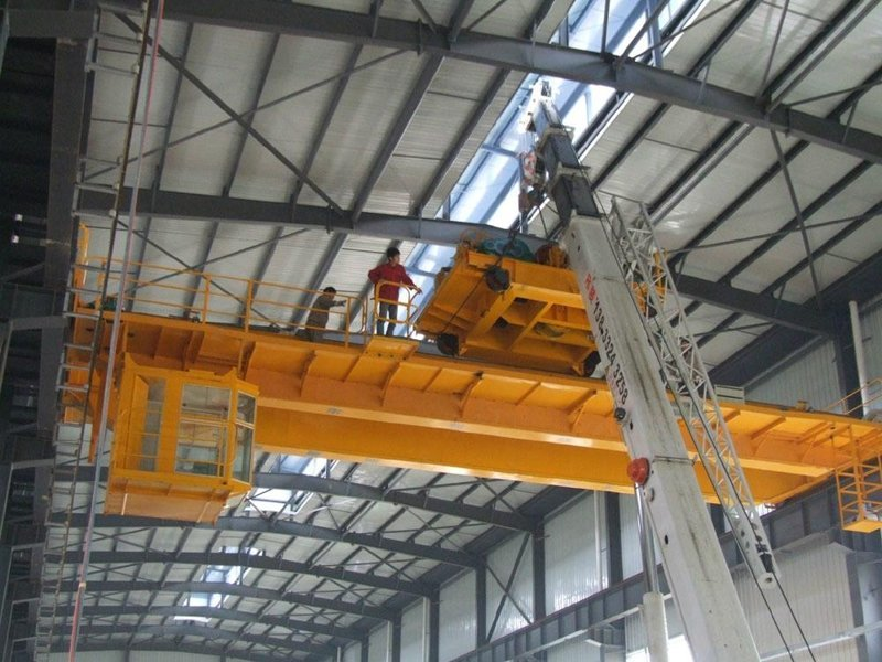 crane lifting machine