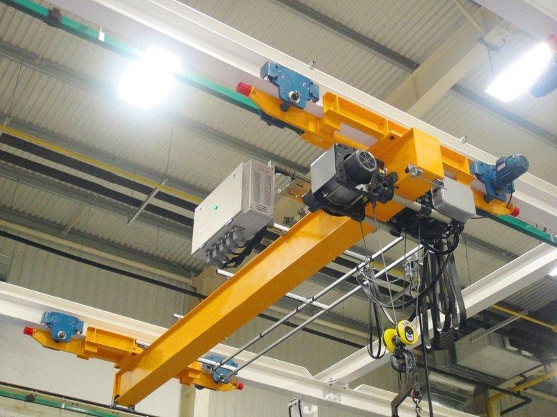 suspension overhead crane