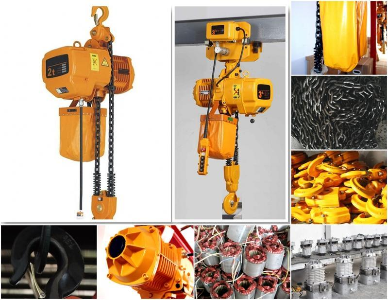 Specification standard for electric chain hoist chain