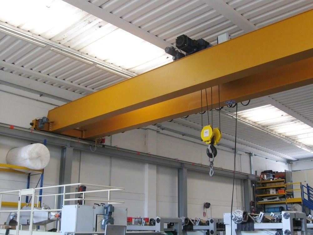 overhead crane (143)