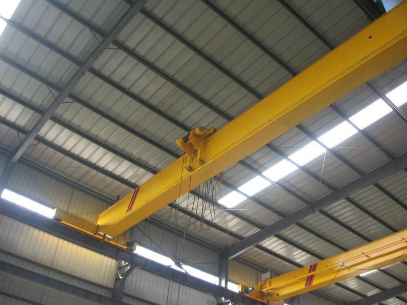 single beam bridge crane