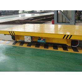 Rail Transfer Flat Cart