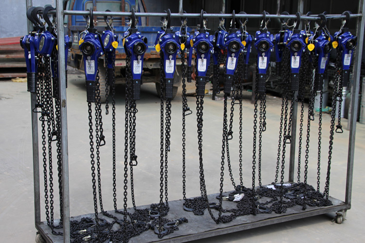 chain block hoist