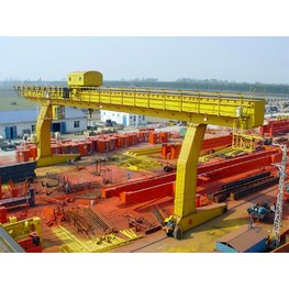 L Type Gantry Crane