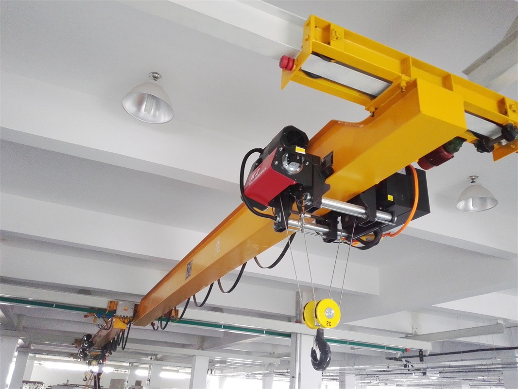 LX Suspension Hanging Overhead Crane