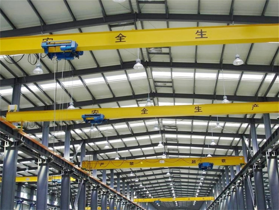 Workshop Low Clearance Overhead Crane