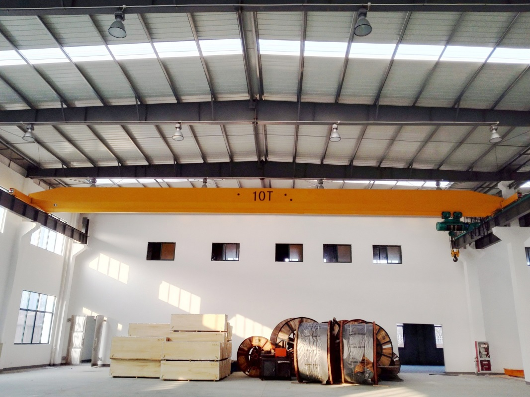 Workshop Single Beam Overhead Crane