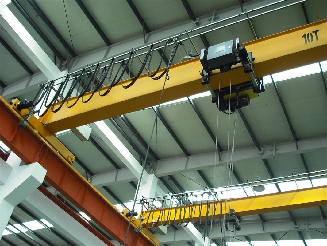 European Single Girder EOT Crane