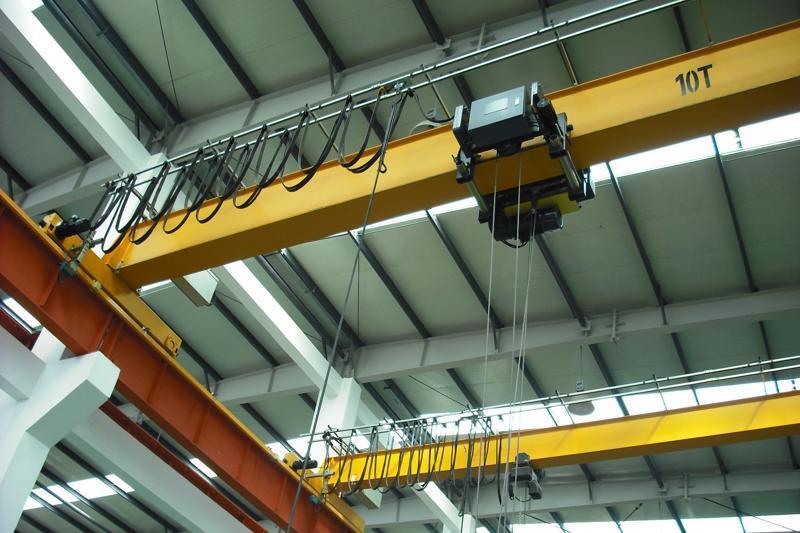 low headroom overhead crane