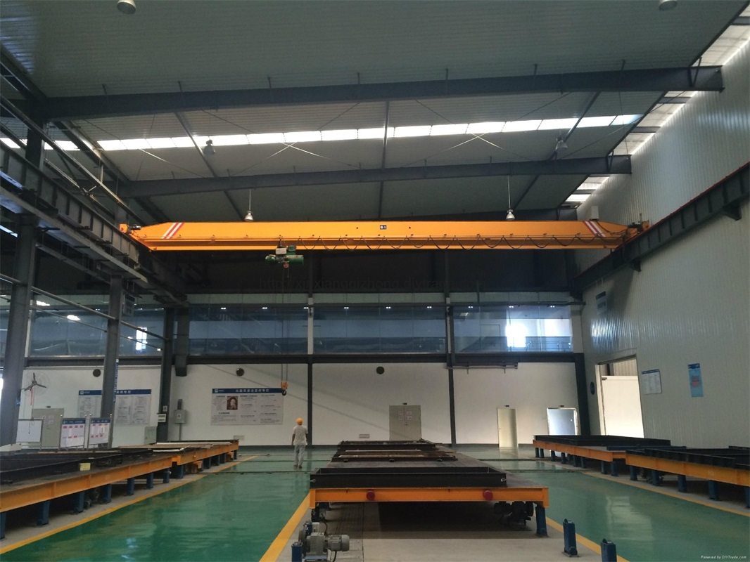 Lifting Single Girder Bridge Crane