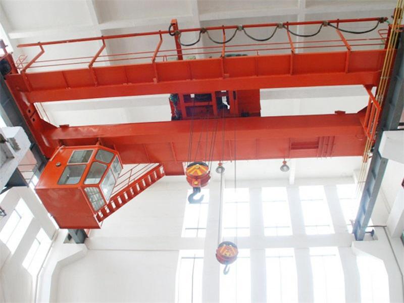 QD Trolley Double Girder Bridge Crane