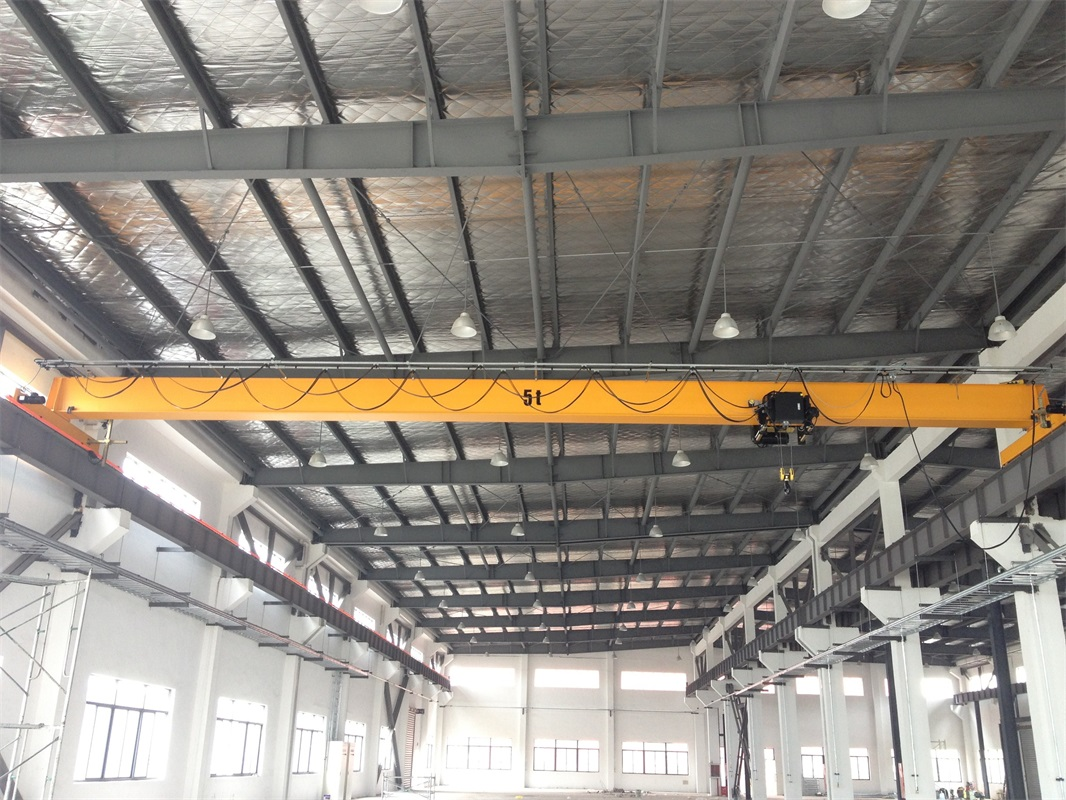 Warehouse European Single Girder EOT Crane