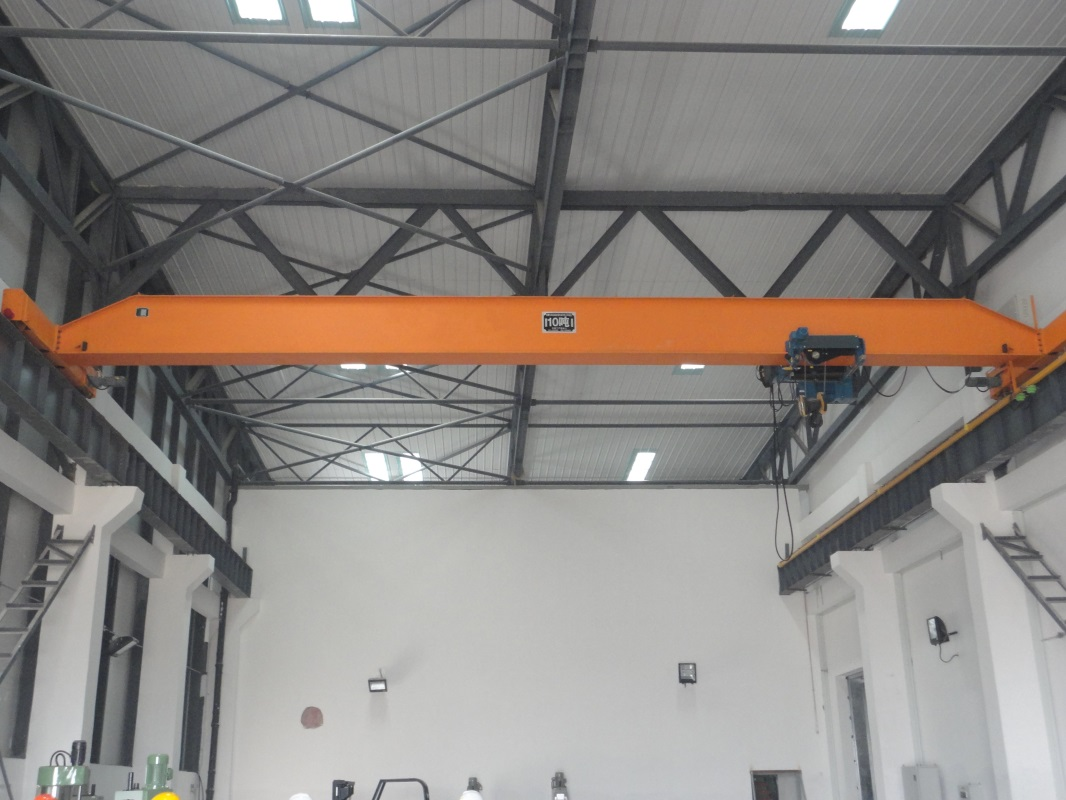 Electric Single Girder EOT Crane